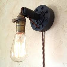 industrial wall sconce lighting industrial wall sconce large size of industrial wall light
