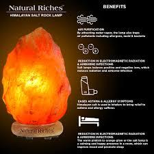 himalayan salt rock light himalayan salt l 8 11 lbs hand carved natural crystal salt rock