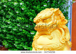 jade lion statue jade lion statue stock images royalty free images