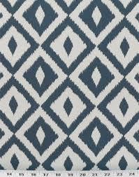 Indoor Outdoor Fabric For Upholstery Terrasol Aztec Denim Indoor Outdoor Best Fabric Store