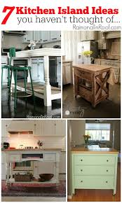 7 kitchen island ideas you haven u0027t thought of