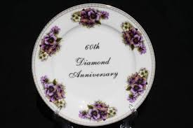 60th anniversary plates anniversary plates cup and saucer sets kh pottery affordable