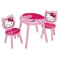 table chaise fille décoration de la chambre fêtes déco mode enfants page n 15