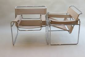 marcel breuer wassily chairs by gavina italy vinterior