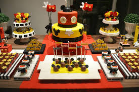 mickey mouse birthday party birthday party ideas oh toodles mickey mouse party ideas