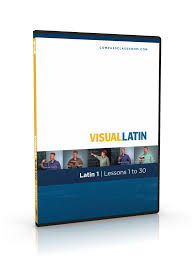 visual latin homeschool curriculum very fun