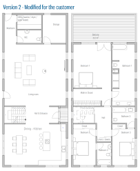 modifying house plans modified for the customer customer houses pinterest house