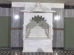 marble pooja mandir best show only image new white marble pooja