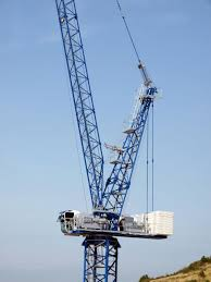 linden comansa america to display a luffing jib tower crane at conexpo
