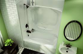 shower shower bath combo wonderful one piece tub shower units