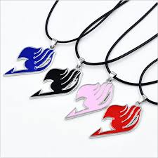 fairy jewelry necklace images Hot slae women men cosplay anime fairy tail natsu dragneel guild jpg