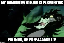 Be Prepared Meme - scar be prepared memes imgflip