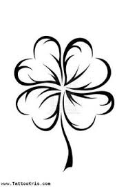 four leaf clover tattoo designs and meanings four leaf clover