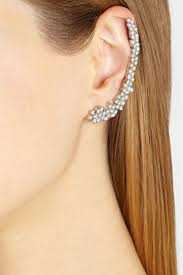 gold ear cuff 107 best ear adornments fashion only images on