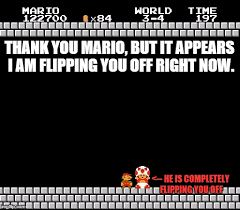 Image Flip Meme Generator - thank you mario meme generator imgflip