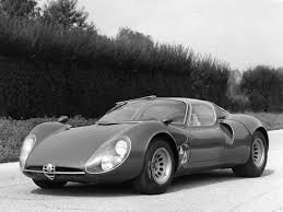 alfa romeo tipo 33 stradale 1967 u2013 old concept cars
