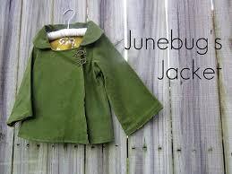 cute jacket pattern junebug s jacket free pattern sewing patterns and patterns