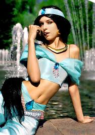 princess jasmine aladdin daily cosplay