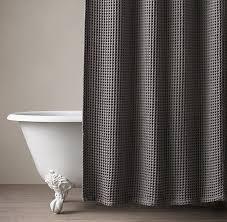 Charcoal Shower Curtain Innovative Ideas Charcoal Shower Curtain Inspiration Weave