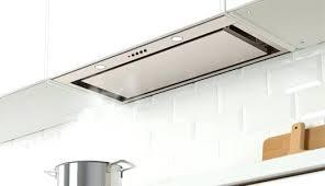 hottes de cuisine encastrables hotte de cuisine tiroir des solutions optimales en termes de