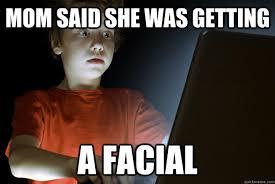 First Internet Meme - first internet experience memes quickmeme