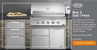 Dcs Outdoor Kitchen - ahc appliance appliances electronics in cedarhurst long island
