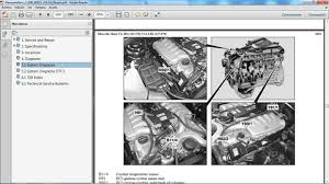 mercedes benz cl600 w215 v12 5 8 manual de taller wo