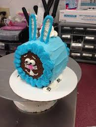 bunny cake my cakes at baskin robbins pinterest baskin