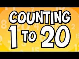 preschool number counting song kindergarten numbers learning