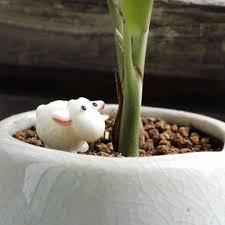 Sheep Home Decor Aliexpress Com Buy 5pcs Set Kawaii Mini Sheep Animals Home
