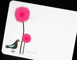 personalized cards stationery personalized cards inspired to make every day
