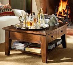 Coffee Table Decorations Pottery Barn Reclaimed Wood Coffee Table Moncler Factory Outlets Com