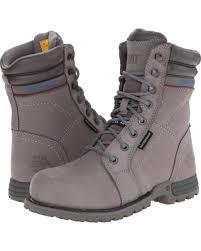 womens caterpillar boots sale shopping sales on caterpillar echo waterproof steel toe