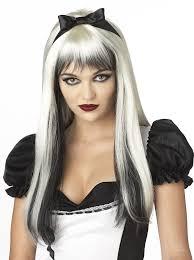 alice in wonderland white witch halloween costume creepy and dark alice in wonderland costume