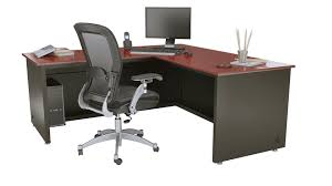 L Shape Wood Desk by Executive Desk Wooden Laminate Contemporary L Shaped