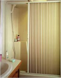 36 Shower Doors 3667si Rv Pleated Shower Door 36 W X 67 H Ivory