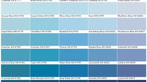 impressive 60 different shades of blue paint inspiration design