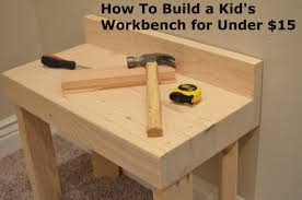 how to build a work table 54 work bench review encourage your little builder with a