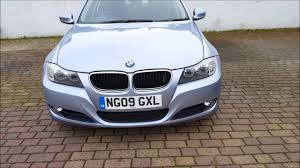2009 09 bmw 3 series 2 0 318d se 4d 141 bhp youtube