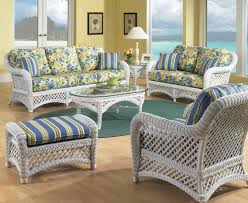 White Wicker Outdoor Patio Furniture by Decoration White Wicker Outdoor Furniture Clearance And White