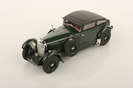 bentley blue bentley speed six u201cblue train u201d 1 43 looksmart models