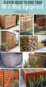 Trash To Treasure Ideas Home Decor 10 Clever Ways To Camouflage Your Trash Cans Yard Ideas