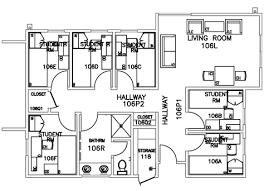 Ucla Housing Floor Plans Governor U0027s Corner Suites Stanford R U0026de