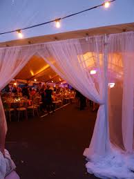 an outdoor party with impact outdoorlux