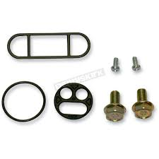 k u0026 s fuel petcock repair kit 55 4001 atv dirt bike motorcycle