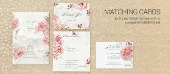 wedding cards usa wedding invitations custom stationery l b wedding invitations