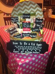 best 25 30th birthday gifts ideas on 30 birthday