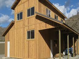 pole barn with apartment house plans pole barn florida hansen pole buildings pole