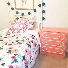 Toddler Bed Set Target Multi Floral Printed Comforter Set Multicolor Target