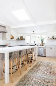luxury kitchen ideas kitchen boho and white kitchen cabinets boho painted island boho